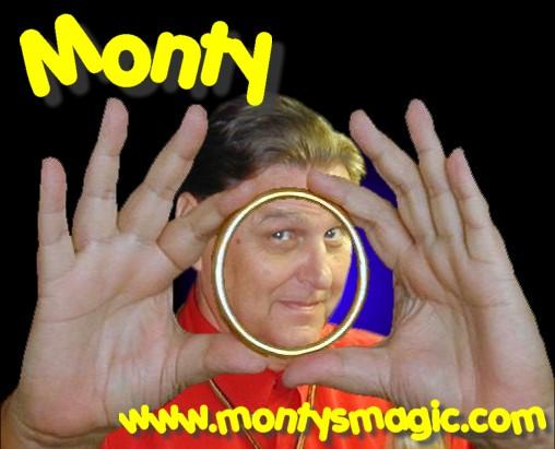 Monty's Magic Portal.