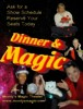 Posters from the past. Monty magic dinner show poster