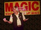 Monty magic at the convention